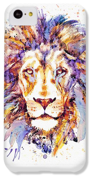 Lion Head IPhone 5c Case