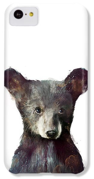Little Bear IPhone 5c Case by Amy Hamilton