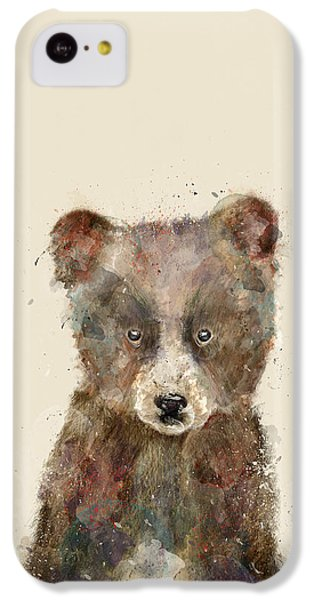 Little Brown Bear IPhone 5c Case