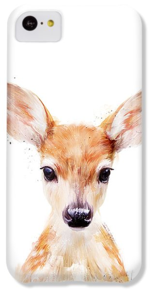 Little Deer IPhone 5c Case by Amy Hamilton