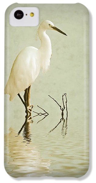 Little Egret IPhone 5c Case