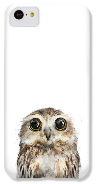 Wildlife iPhone 5c Case - Little Owl by Amy Hamilton