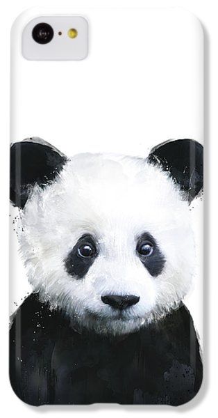 Portraits iPhone 5c Case - Little Panda by Amy Hamilton