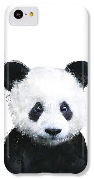 Animals iPhone 5c Case - Little Panda by Amy Hamilton