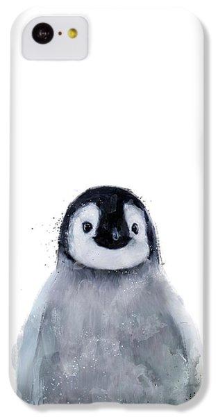Penguin iPhone 5c Case - Little Penguin by Amy Hamilton