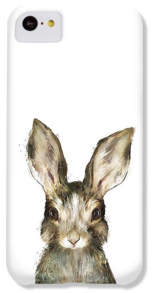 Little Rabbit IPhone 5c Case by Amy Hamilton