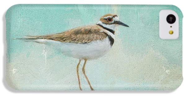 Killdeer iPhone 5c Case - Little Seaside Friend by Jai Johnson
