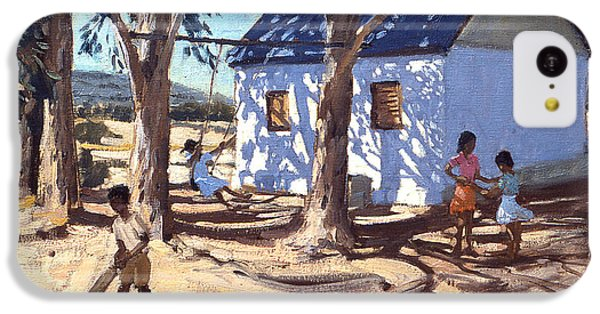 Little White House Karoo South Africa IPhone 5c Case by Andrew Macara