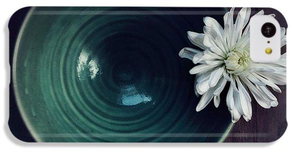 Flowers iPhone 5c Case - Live Simply by Priska Wettstein