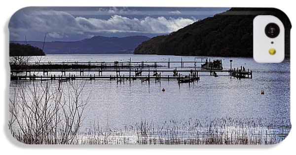 IPhone 5c Case featuring the photograph Loch Lomond by Jeremy Lavender Photography
