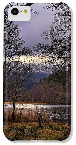 IPhone 5c Case featuring the photograph Loch Venachar by Jeremy Lavender Photography