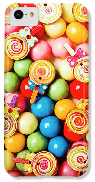 Lolly Shop Pops IPhone 5c Case