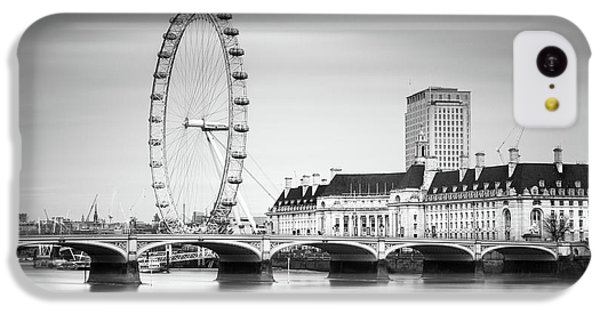 London Eye IPhone 5c Case by Ivo Kerssemakers
