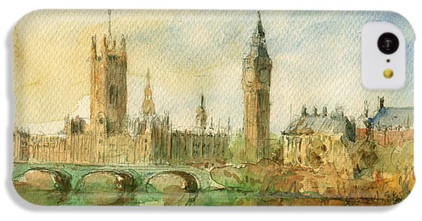 London Parliament IPhone 5c Case