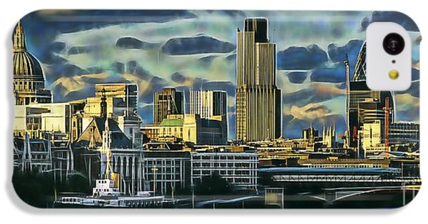 London Skyline Collection IPhone 5c Case