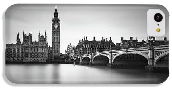 London, Westminster Bridge IPhone 5c Case by Ivo Kerssemakers