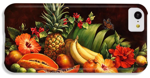 Lots Of Fruit IPhone 5c Case by Laurie Hein
