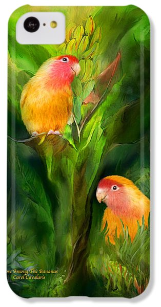 Love Among The Bananas IPhone 5c Case