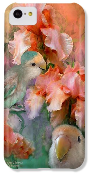 Love Among The Irises IPhone 5c Case
