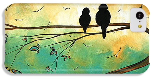 Love Birds By Madart IPhone 5c Case