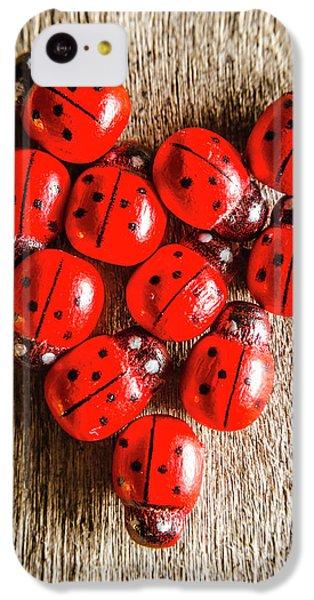 Love Bug IPhone 5c Case