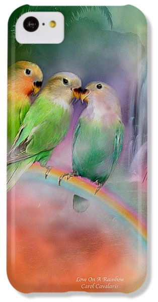 Love On A Rainbow IPhone 5c Case