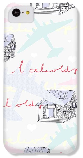 Love Shack IPhone 5c Case by Beth Travers