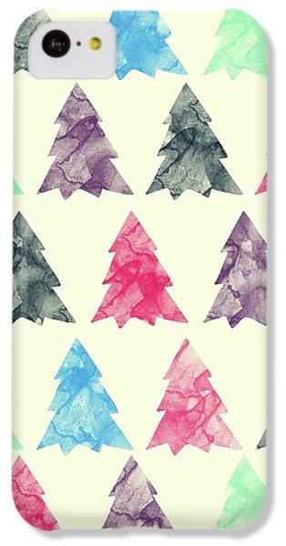 Lovely Pattern II IPhone 5c Case by Amir Faysal