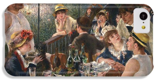 Luncheon Of The Boating Party By Renoir IPhone 5c Case