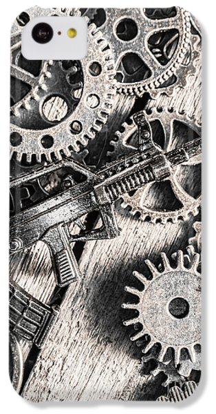 Machines Of Military Precision  IPhone 5c Case by Jorgo Photography - Wall Art Gallery