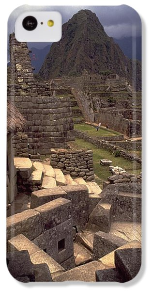 Machu Picchu IPhone 5c Case