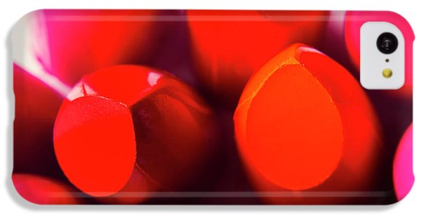 IPhone 5c Case featuring the photograph Macro Cosmetic Art by Jorgo Photography - Wall Art Gallery