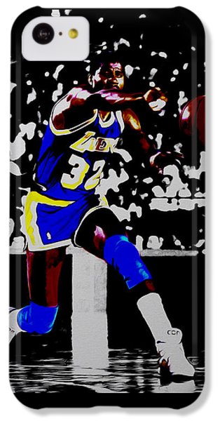 Magic Johnson Bounce Pass IPhone 5c Case