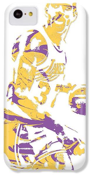 Magic Johnson Los Angeles Lakers Pixel Art 6 IPhone 5c Case