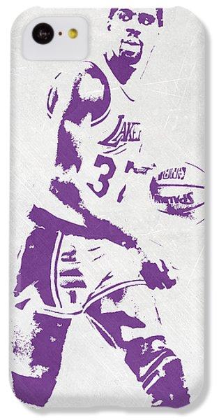 Magic Johnson Los Angeles Lakers Pixel Art IPhone 5c Case