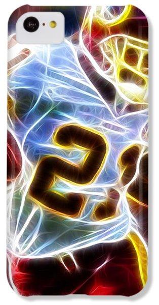 Miami iPhone 5c Case - Magical Sean Taylor by Paul Van Scott