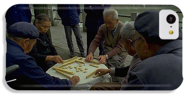 Mahjong In Guangzhou IPhone 5c Case