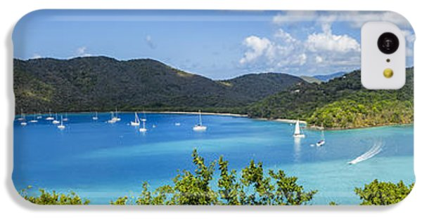 IPhone 5c Case featuring the photograph Maho And Francis Bays On St. John, Usvi by Adam Romanowicz