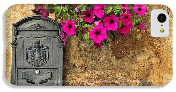 Mailbox With Petunias IPhone 5c Case