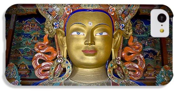Maitreya Buddha IPhone 5c Case by Hitendra SINKAR