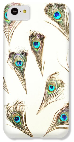 Peacock iPhone 5c Case - Majestic Feathers by Jorgo Photography - Wall Art Gallery
