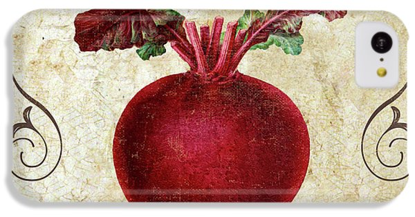 Mangia Radish IPhone 5c Case by Mindy Sommers