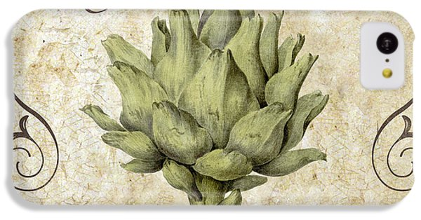 Mangia Carciofo Artichoke IPhone 5c Case by Mindy Sommers