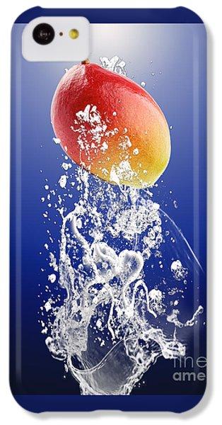 Mango Splash IPhone 5c Case by Marvin Blaine