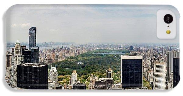 Manhattan Haze IPhone 5c Case by Az Jackson