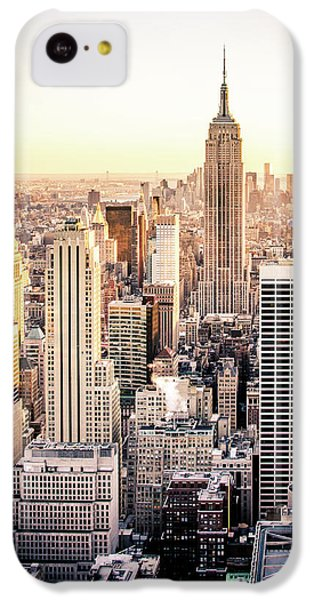 Manhattan IPhone 5c Case
