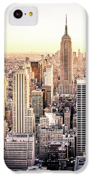 Manhattan IPhone 5c Case by Michael Weber