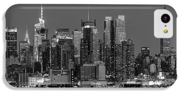 Manhattan Twilight Iv IPhone 5c Case