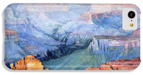 Grand Canyon iPhone 5c Case - Many Hues by Steve Henderson