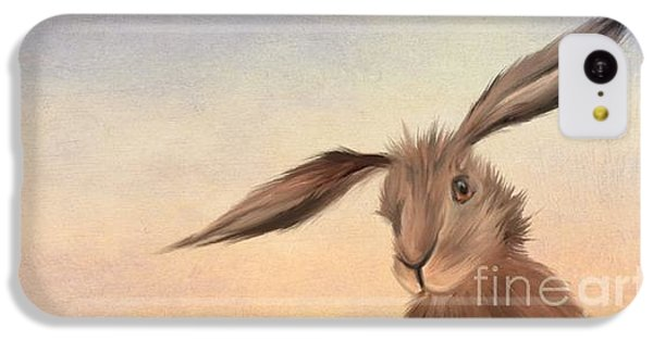 March Hare IPhone 5c Case by John Edwards